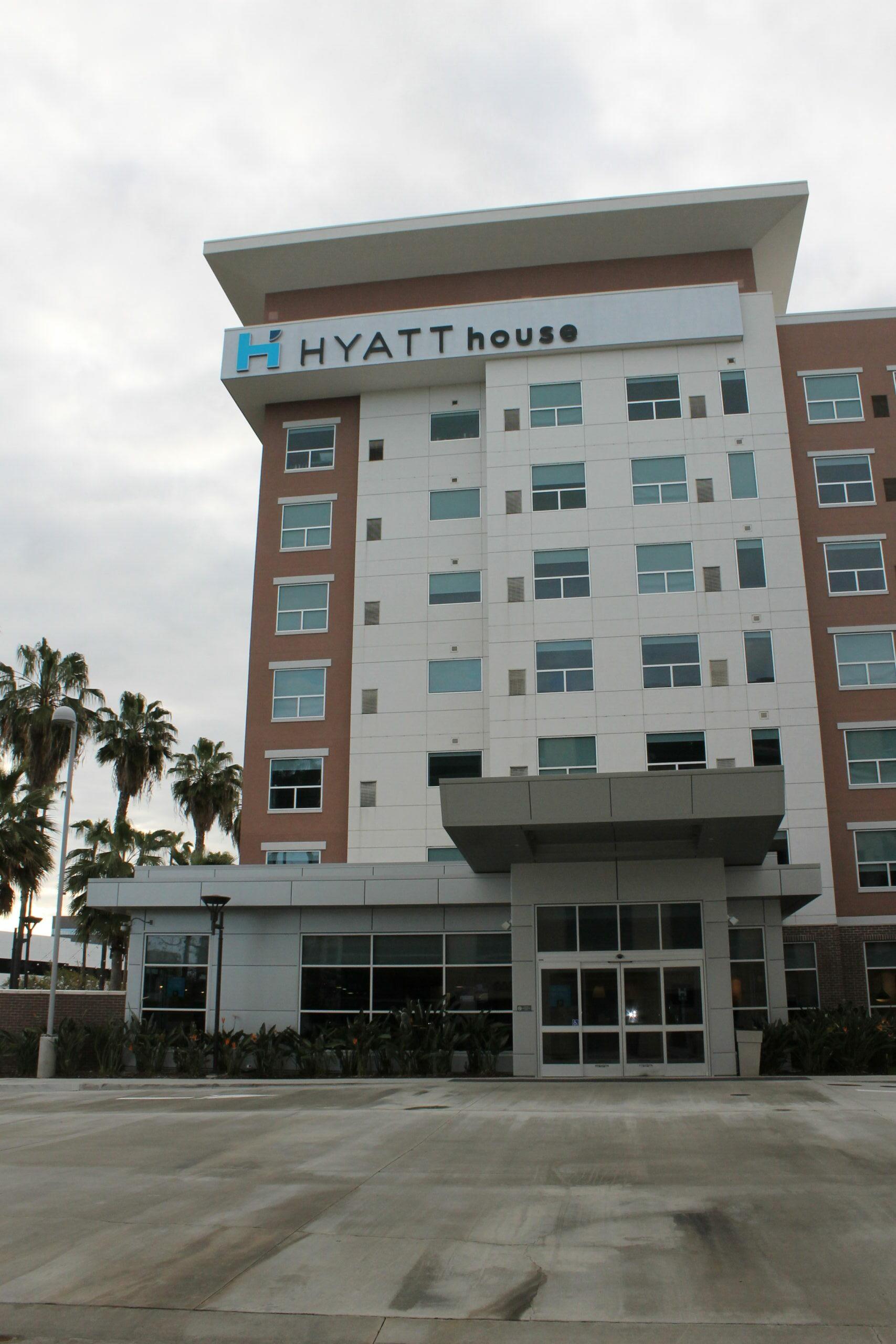 Hyatt Irvine